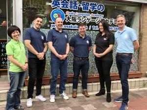 Osaka Language Academy Teachers